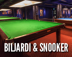 Biljardi & Snooker